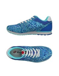 Lotto Leggenda Sneakers Azure