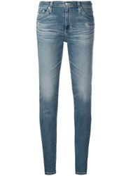 Ag Jeans Skinny Fit Blue
