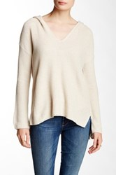 Soft Joie Cyrena Hooded Sweater Brown