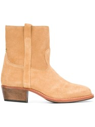 Jerome Dreyfuss Jane Boots Brown