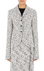 Nina Ricci Women's Boucle Tweed Jacket No Color