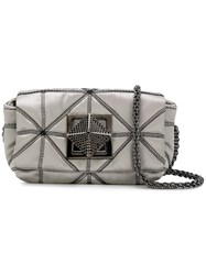 Sonia Rykiel Crossbody Mini Bag Grey