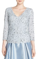 Women's Adrianna Papell Sequin Top