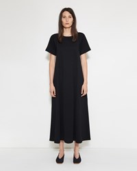 Christophe Lemaire Tee Shirt Dress Black