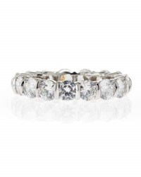 Fantasia 4Mm Cz Eternity Band Ring
