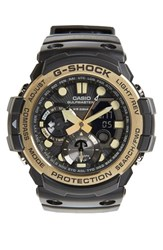 Baby G Shock 'Gulfmaster' Resin Ana Digi Watch 46Mm