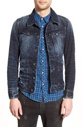 G Star Men's G Star Raw '3301 Slander' Denim Jacket