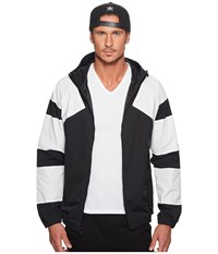 Adidas Eqt Windbreaker Black Men's Coat
