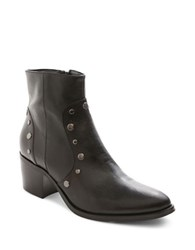 Andre Assous Felicity Leather Ankle Boots Black