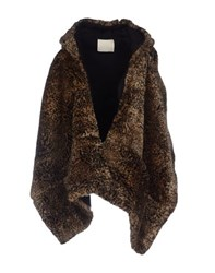 Trou Aux Biches Coats And Jackets Faux Furs Women