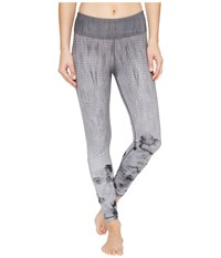 Prana Roxanne Printed Legging Black Bloom Women's Casual Pants