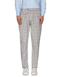 Neill Katter Trousers Casual Trousers Men White