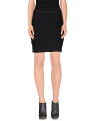 G.Sel Skirts Knee Length Skirts Women Black