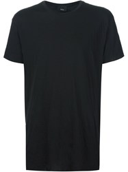 Thamanyah Long T Shirt Black