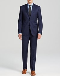 John Varvatos Luxe Solid Suit Slim Fit Bloomingdale's Exclusive Blue