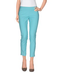 Lupattelli Casual Pants Turquoise