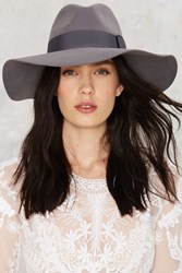 Nasty Gal Brixton Piper Wool Hat