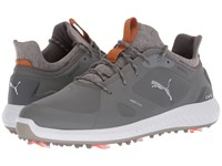 Puma Golf Ignite Power Adapt Quiet Shade Quiet Shade Golf Shoes Gray