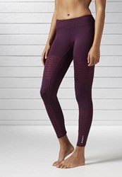 Reebok Dance Tights Pacific Purple