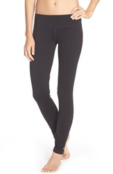 Women's Pink Lotus 'Stealth Performance' Leggings Black