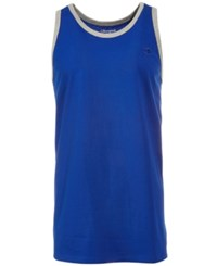 Champion Men's Classic Ringer Tank Top Surf The Web