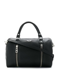 Zadig And Voltaire Sunny Tote Bag Black