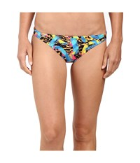 Tyr Enso Bikini Bottom Orange Women's Swimwear