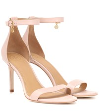 Tory Burch Ellie Leather Sandals Pink