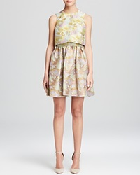 Cynthia Rowley Dress Sleeveless Fit And Flare Mint
