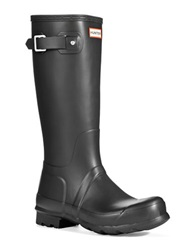 Hunter Original Tall Rain Boots Black
