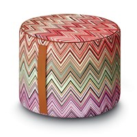 Missoni Home Oketo Pouf 156