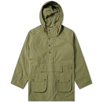 Barbour X Engineered Garments Warby Jacket Green