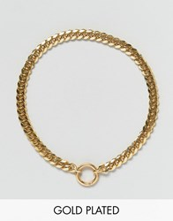 Gogo Philip Gold Plated Necklace