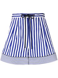 Tommy Hilfiger Striped Wide Leg Shorts 60