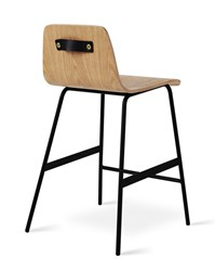 Gus Design Group Lecture Stool Black