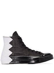 Converse Chuck 70 Mission High Top Sneakers Black