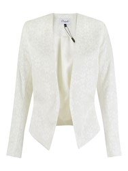 Closet Diamond Jacket Winter White