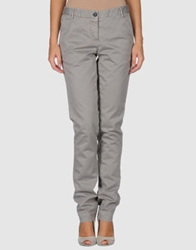 Roy Rogers Roy Roger's Casual Pants Light Grey