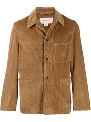 Bellerose Corduroy Shirt Jacket Neutrals