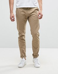 Blend Of America Twister Slim Fit Chino 70595 Dusty Green