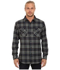 Matix Clothing Company Cassius Flannel Black Men's Clothing