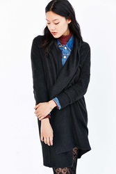 Silence And Noise Silence Noise Drew Cardigan Black