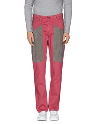 Jeckerson Trousers Casual Trousers Men Pastel Pink