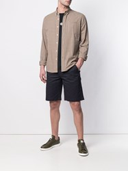 Barbour Classic Chino Shorts Blue