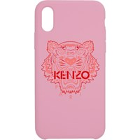 Kenzo Pink And Red Tiger Iphone X Xs Case