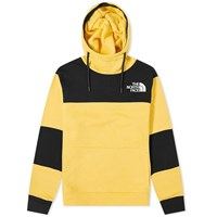 The North Face Himalayan Popover Fleece Hoody Yellow