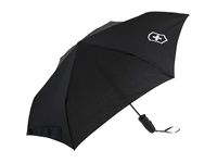 Victorinox Lifestyle Accessories 3.0 Automatic Umbrella Black Compact Umbrella