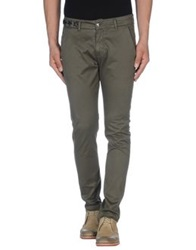 Uncode Casual Pants Military Green