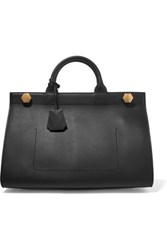 Anya Hindmarch Ephson Leather Tote Black