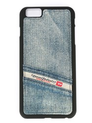 Diesel 'Pluton Pocket 6 5.5' Iphone 6 Plus Case Blue